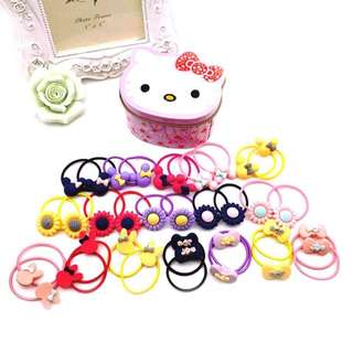Hellokitty ponytail set