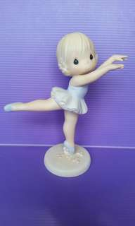 Lord, Turn My Life Around Precious Moments Figurine