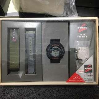 Casio G-Shock DW-8700 特別版連G-Shock 鎖匙