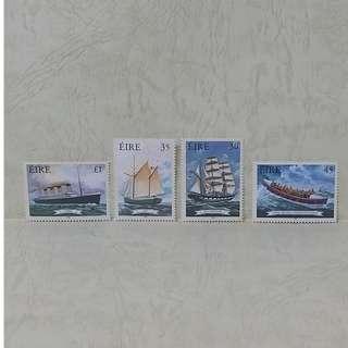 ireland (愛爾蘭) 郵票