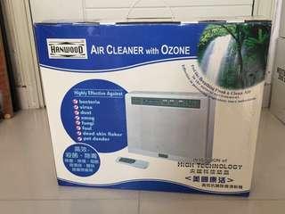 全新美國康活高效空氣抗菌除毒清新機