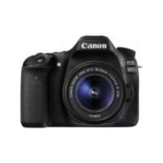Kredit Canon 80d 18-55 mudah dan cepat