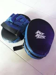 Patron Punching pad/kicking pad set Mma/jkd/kick boxing