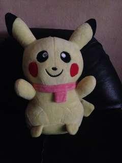 mini pikachu stuffed toy