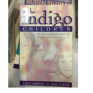 C244 BOOK - THE INDIGO CHILDREN TEN YEARS LATER