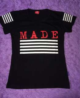 T Shirt BIG BANG M.A.D.E