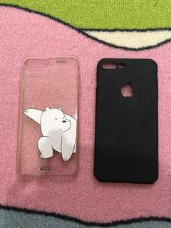 CASE iphone 7+ /plus We bare bears