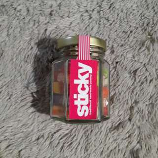 STICKY candy (multi- flavour)
