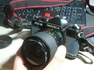 Yashica FX-3 SLR Vintage Camera (Defective)