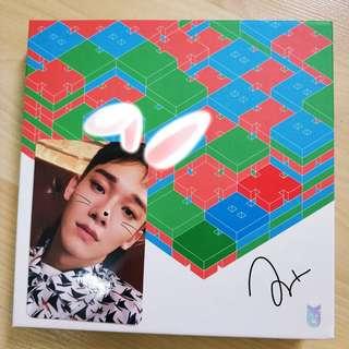 EXO- CBX Album with Chen PC