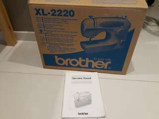 Brother XL-2220 Sewing machine