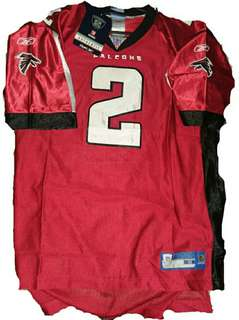 NFL Equipment Atlanta Falcons| QB Matt Ryan #2| S |Jersey RBK