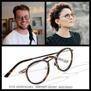 Prodesign Danish spectacle frame 近視眼鏡