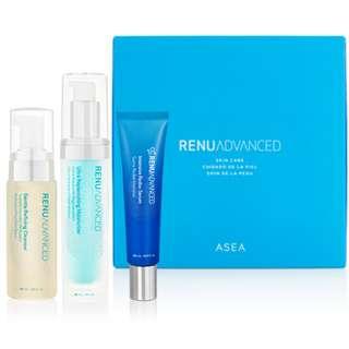 ASEA RENU Advanced Skin Care System (Made in USA)