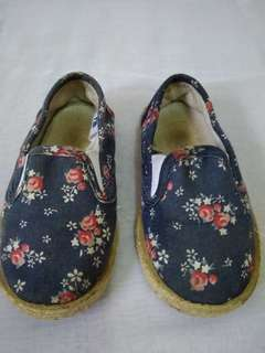 Mothercare slip on shoes