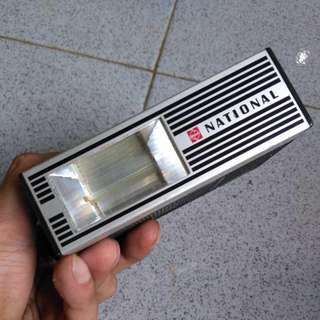 (Vintage Flash) Flash National  *Kamera Analog*