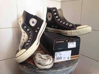 ORIGINAL Converse All Star CT HI Black