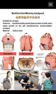 Anello Multi-functional Baby Diaper Bag