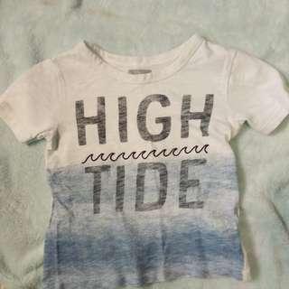 Gap toddler shirt (overruns)