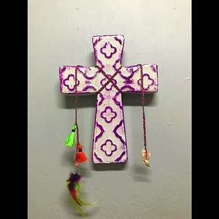 Handmade cross