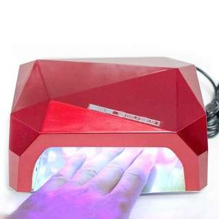 Pengering Kuku Kutek Gel LED Nail Lamp36 Watt
