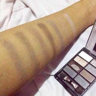 Oriflame Eyeshadow Pallete