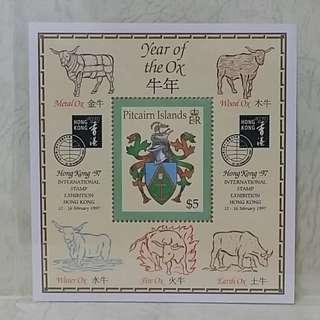 pitcairn islands (皮特凯恩群岛) 郵票