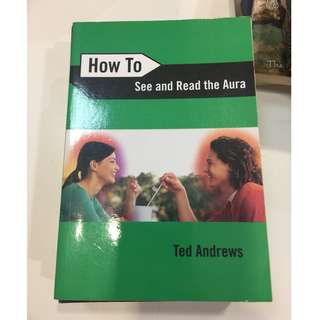 C253 BOOK - HOW TO SEE AND READ THE AURA