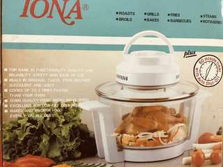 Portable Convention Oven