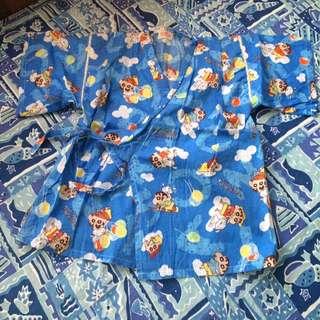 Merry Rabbit boy Kimono