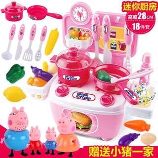 佩佩豬玩具