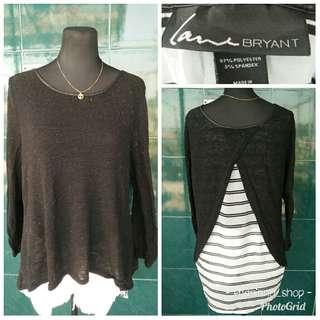 Plus size blouse top