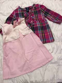 Dress n blouse