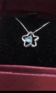 Sk jewellery pendant set