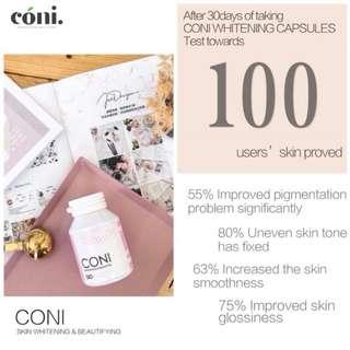 CONI whitening & beauty supplement