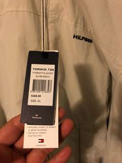 Tommy Hilfiger M Regatta jacket XL