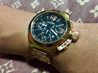 TW Steel  Chronograph Watch