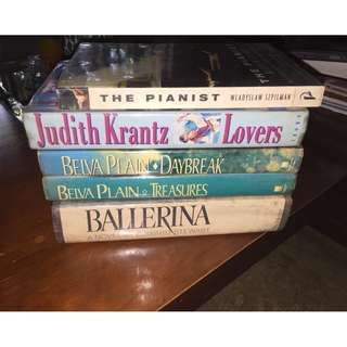 FOR SALE! Pre-Owned Hardbound Books