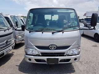 Toyota Dyna Euro 6