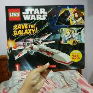 Lego Star Wars + Kids Novels