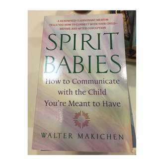 C256 BOOK -  SPIRIT BABIES