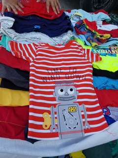 2 to 3 years old t-shirt