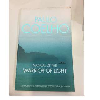 C257 BOOK - MANUAL OF THE WARRIOR OF LIGHT