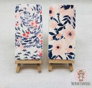 Jujube tokidoki inspired Hp case - Whimsical watercolor Sakura swirl (be set be quick be light superbe)