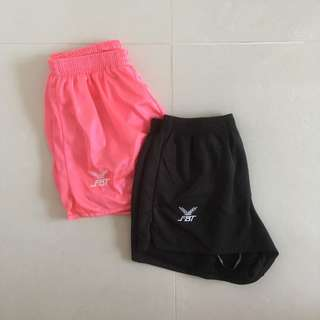clearance: preloved fbt shorts