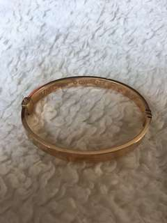 Cartier Bangle. 18k (pawnable) rose gold
