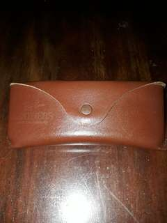 Vintage Ray Ban sunglasses pouch