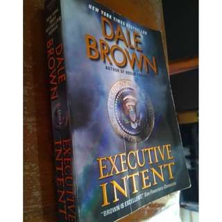 Dale Brown: Executive intent