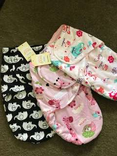 instant swaddle (bedung)