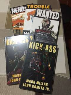 Mark Millar Collection (Lot)